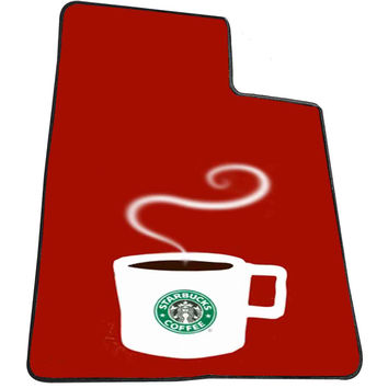 starbucks cup dbbc9faa-f7e7-4647-999f-cfe2df3a06f5 for Kids Blanket, Fleece Blanket Cute and Awesome Blanket for your bedding, Blanket fleece *AD*