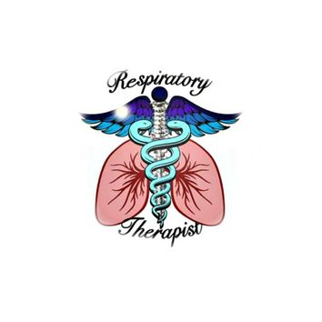 Respiratory Therapist Snap Button 20mm for Snap Jewelry