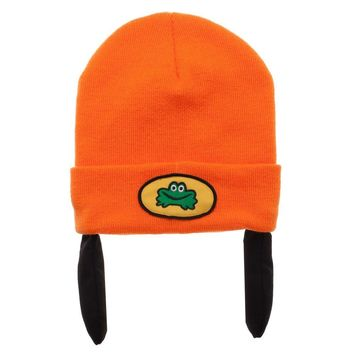 PaRappa The Rappa Costume Beanie