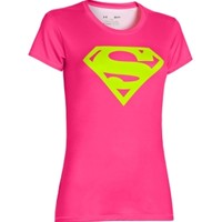Under Armour Women's Alter Ego Supergirl Fitted T-Shirt