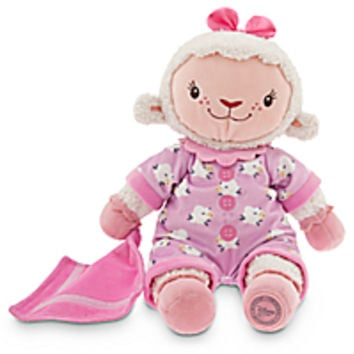 Lambie Plush - Doc McStuffins - Holiday Pajamas - Medium - 15''