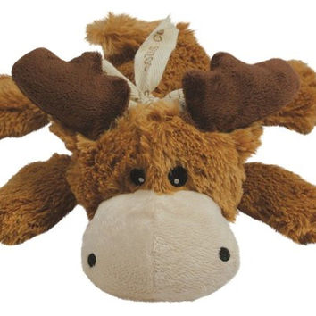KONG Cozie Dog Squeaky Toy Marvin the Moose Medium
