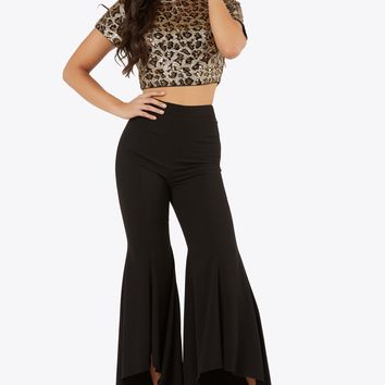 Ring My Bell Flared Pants