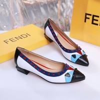 shosouvenir Fendi Fashion casual shoes