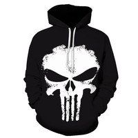 The Punisher Hoodies for Men and Women