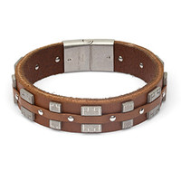 Chewbacca Bandolier Leather Bracelet - Exclusive