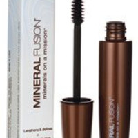 Mineral Fusion Mascara, Lengthening, Graphite, .57 Ounce