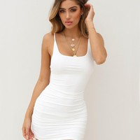 Buy Our Bondi Dress in White Online Today! - Tiger Mist