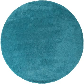 Surya Heaven HEA8012 Blue Plush Area Rug
