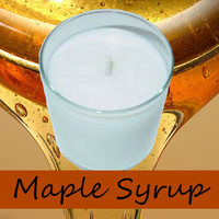 Maple Syrup Scented Candle in Tumbler 13 oz