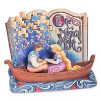 Rapunzel ''One Beautiful Night'' Storybook Figure by Jim Shore