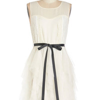 ModCloth Mid-length Sleeveless A-line Your Own Muse Dress