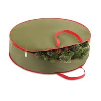 Real Simple® 36-Inch Holiday Wreath Storage Bag