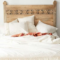 Pranati Carved Headboard | Urban Outfitters