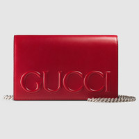 Gucci - Gucci XL leather mini bag
