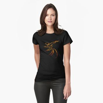 """Sema The Dance Of The Whirling Dervish"" Womens T-Shirt by taiche 