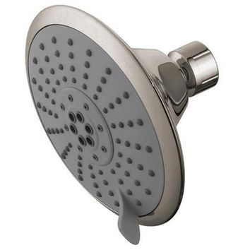 5 Setting Adjustable Showerhead, Satin Nickel-KX258
