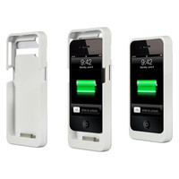 Luxmo Maxboost Series iPhone 4 and 4S Power Case with Led Display
