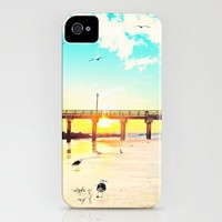 Boardwalk iPhone Case by Minagraphy | Society6