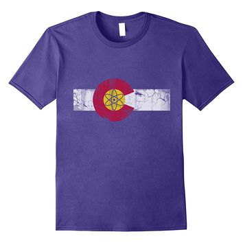 Science Colorado Flag Shirt