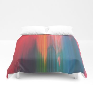 Apex Duvet Cover by duckyb