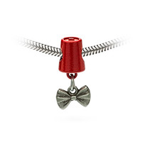 """Bow Ties are Cool"" Fez and Bow Tie Charm Bead - Exclusive"