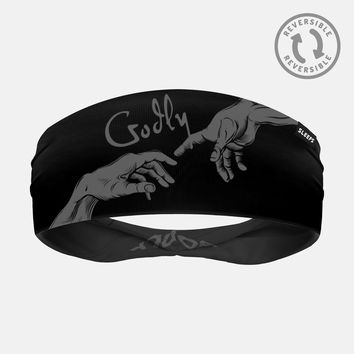 Godly Black Ops Headband