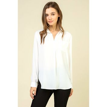 Karter Perfect Woven Top
