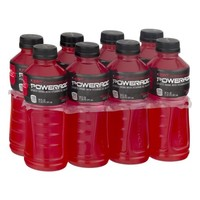 POWERADE ION4 Sports Drink, Fruit Punch, 20 fl oz, 8 Pack - Walmart.com