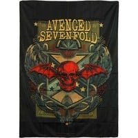 Avenged Sevenfold Poster Flag