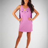 Adventure Time 'Lump Space Princess' Cape Tank Dress