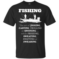 What is Fishing