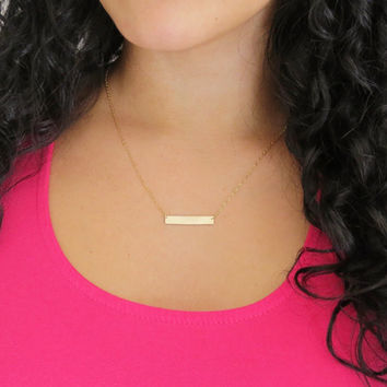Gift Jewelry Stylish Simple Design Chain Necklace = 4831049412