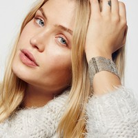 Free People Isadora Frosted Cuff