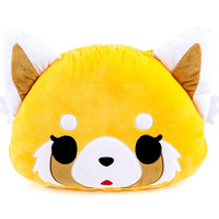 Aggretsuko Reversible Cushion: Star