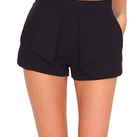 Keep It Up Shorts - Black