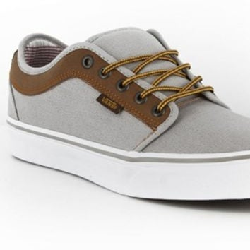 Vans Chukka Low(Leather)Grey