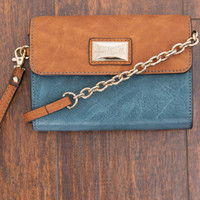 Simply Noelle Princeton Crossbody Purse