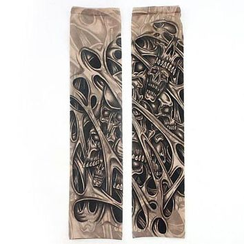 Unisex Tattoo Arm Compression