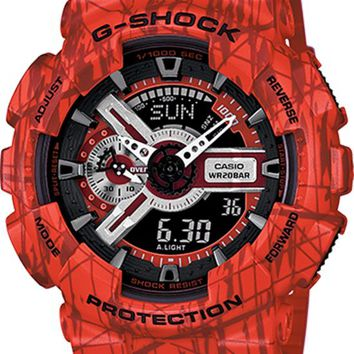 G-Shock GA110SL-4A Watch