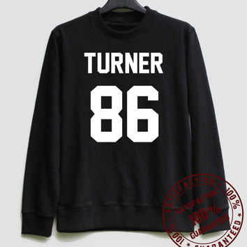 Alex Turner Shirt Sweatshirt Sweater Shirt – Size XS S M L XL