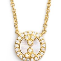 Women's Freida Rothman 'Visionary' Pendant Necklace - Gold/