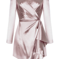 Long Sleeve Mini Dress | Moda Operandi