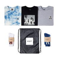 HUF | DIRTBAGS PACK