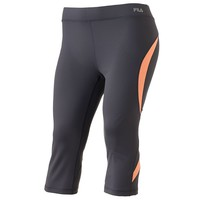FILA SPORT Move Colorblock Performance Capri Leggings - Women's Plus