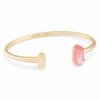 Vada Cuff Bracelet in Blush Pearl | Kendra Scott Jewelry