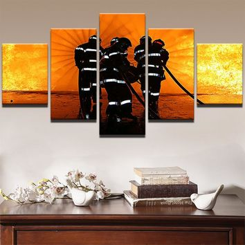 Best fire wall art products on wanelo for Best brand of paint for kitchen cabinets with vinyl stickers for cars custom
