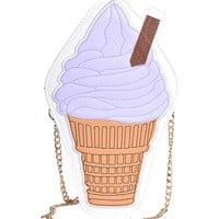 Ice Cream Bag - Lilac