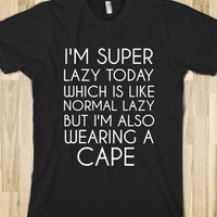 I'M SUPER LAZY TODAY - glamfoxx.com