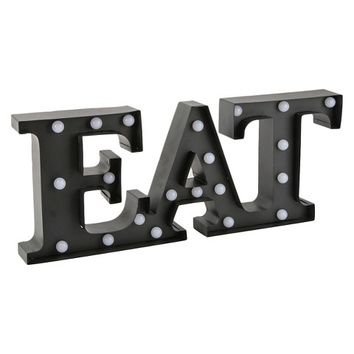 Threshold™ Marquee EAT Sign